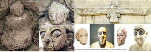 annunaki-faces